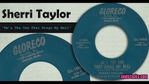 Sherri Taylor - He's The One That Rings My Bell
