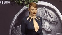 """Bryce Dallas Howard CLAIRE """"Jurassic World"""" Hollywood Premiere"""
