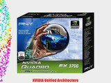 PNY Quadro FX3700 512 MB GDDR3 PCI-E Video Card VCQFX3700-PCIE-PB