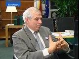 EuroNews - EN - Interview: Josep Borrell, President of...