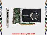 NVIDIA Quadro 2000 by PNY 1GB GDDR5 PCI Express Gen 2 x16 DVI-I DL and Dual DisplayPort OpenGL