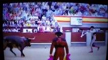 Encorné par un taureau, le matador Marco Galán perd un testicule pendant une corrida (Espagne)