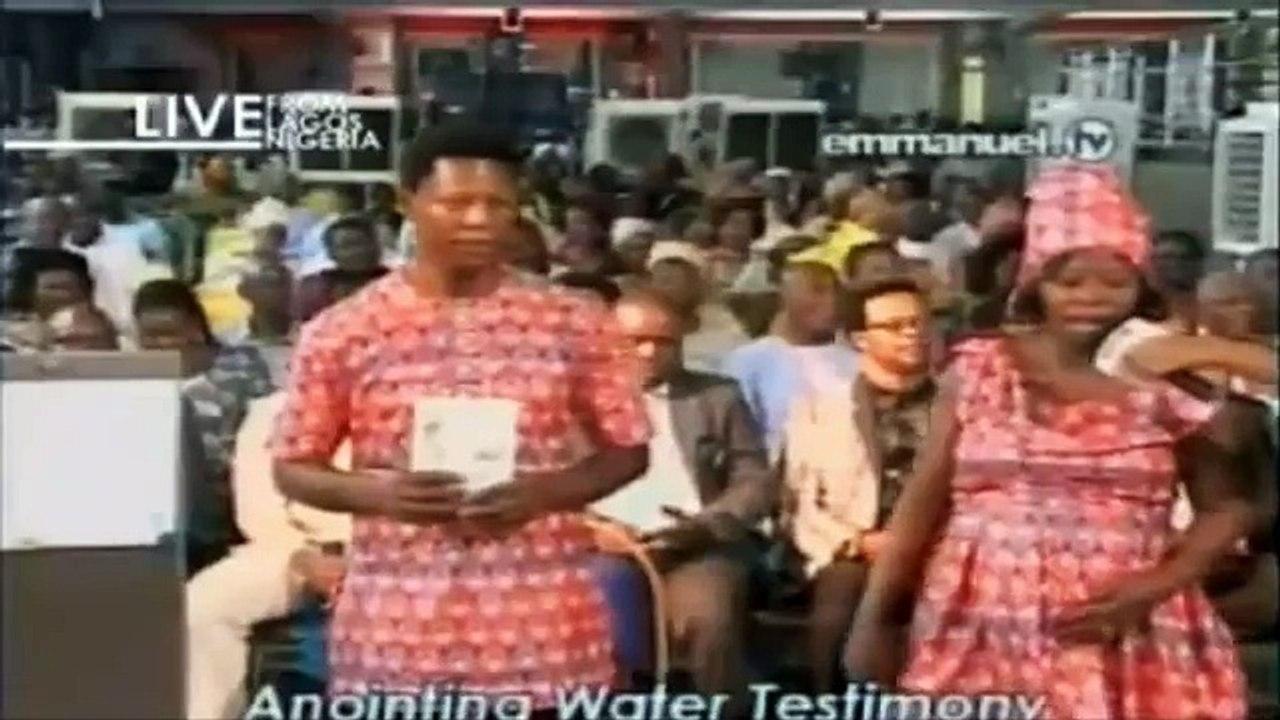 SCOAN 21/12/14: Testimony Time  Emmanuel TV