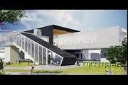 Recorrido virtual en 3D de las características que tendrá la Nueva Línea 3 del Tren Eléctrico Urbano