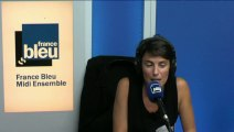 Alessandra Sublet invitée de Daniela Lumbroso - France Bleu Midi Ensemble