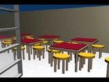Recorrido Virtual Primer Piso Fundación Universitaria Konrad Lorenz