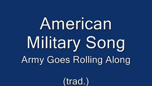 American Marching Song