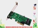 ADDONICS ADM2PX4 M2 PCIE SSD PCIE 3.0 4-LANE
