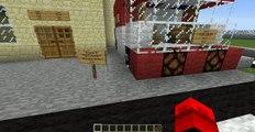 MinecraftGamers Map Tanıtım-5 Hastane ve Ambulans