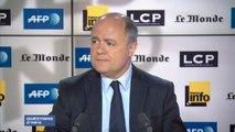 """Le Roux/Loi Macron : """"Nous ne déposerons pas d'amendements qui soient anticonstitutionnels"""""""