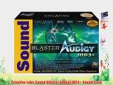 Creative Labs Sound Blaster Audigy MP3  Sound Card