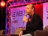 Gil Penchina, Wikia, USA at Le Web 3, Paris, France