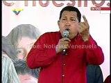 Chávez en su visita al Zulia aprovecha para atacar e insultar a Manuel Rosales y a Pablo Pérez