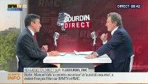 François Fillon était l'invité de Jean-Jacques Bourdin sur BFM TV & RMC