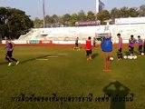 Ubon ratchathani training by coach bee hitech