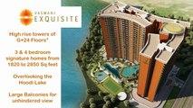 Vaswani Exquisite - Modern Luxury Real Estate Builders & Developers in Whitefield, Bangalore