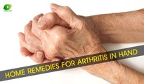 Home Remedies For Arthritis In Hand | Best Health Tips | Educational Videos