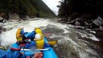 Karamea river 1 day heli rafting medium flow, white water rafting new zealand