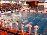 Championnats de France de Natation 400 m Nage Libre Messieurs.