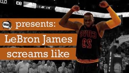 LeBron James Scream (Parody)