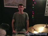 How to Play the Drums : Drumming Posture