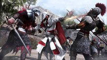 Assassin's Creed Brotherhood OST 06 The Brotherhood Escapes