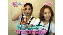 """SNSD YoonYul 윤율 Moment # 2 """"Why they can't make eye contact"""""""