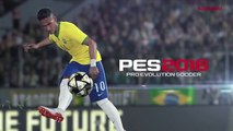 Neymar star de PES 2016 !