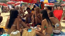 RIO DE JANEIRO--IPANEMA--HOTTEST BEACH IN THE WORLD