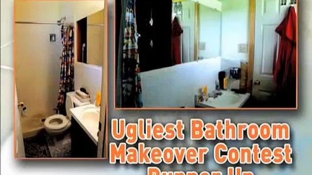 Bathroom Makeover winner chosen