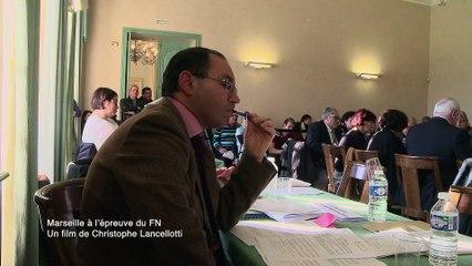 Marseille à l'épreuve du F.N. - extrait - Le racisme anti blanc