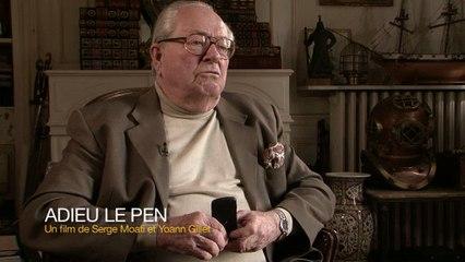 Adieu Le Pen - extrait - Florian Philippot