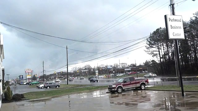 Cleveland Tennessee N. Lee Hwy Tornado 2012
