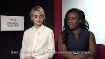 Orange Is The New Black : interview de Taylor Schilling et Uzo Aduba