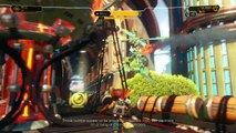 Ratchet & Clank 2016 PlayStation 4 Gameplay Preview