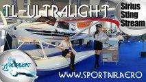 TL Ultralight, TL Sting, TL Sirius, TL Stream, AERO Expo Friedrichshafen