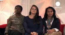 Chiara Palieri-Euronews Interview at the Women's Forum on Economy and Society