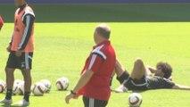 Marouane Fellaini ne jouera pas au Pays de Galles