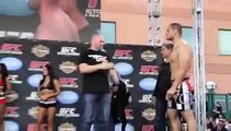 Brock Lesnar and Cain Velasquez Weigh-In for UFC 121 - MMA Weekly News