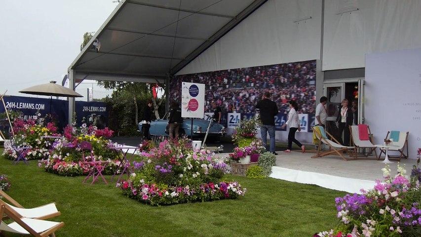 24 Heures du Mans 2015 - Immersion dans le pavillon des femmes!