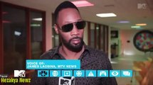 RZA Of Wu-Tang Clan DROPS A CRAZY Freestyle In The Middle Of MTV Interview!!