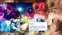 Cửu Vĩ Naruto Online - Tuyệt Chiêu Thể Thuật | Anime Ninja | Unlimited Ninja| Ninja Classic