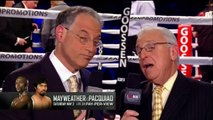 """""""Mayweather-Pacquiao Is Going to Make the World Stop"""" - SHOWTIME Boxing"""