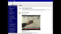 Creating and Editing Wikis in Blackboard