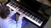 Somewhere Over the Rainbow -- piano solo