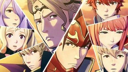 Présentation du jeu de Fire Emblem Fates