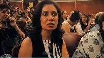 Helenita Vargas: Momentos de la velación en cámara ardiente en el Teatro Municipal