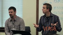 Why A Missional Community Is Not A Bible Study - Jeff Vanderstelt and Caesar Kalinowski