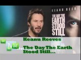 Keanu Reeves revisits the Matrix & Day The Earth Stood Still