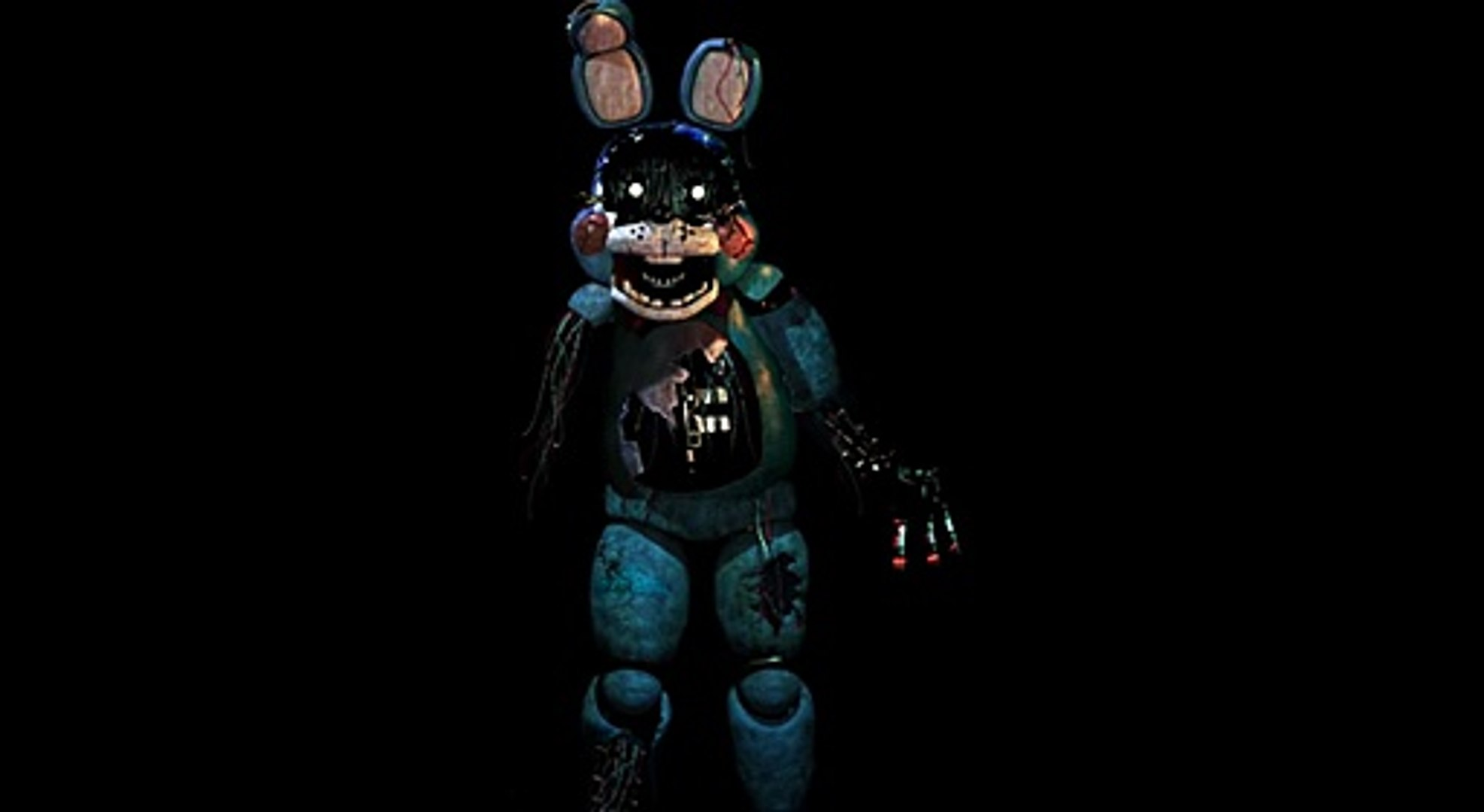 Fnaf Song Old Toy Bonnie Video Dailymotion